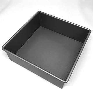 富士ホーロー ベイクウェア フッ素 角型 デコレーション 底取型 15cm 57290