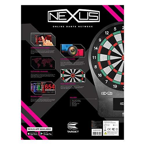 Target Darts Nexus Dartboard mit Online-Funktionen - 5