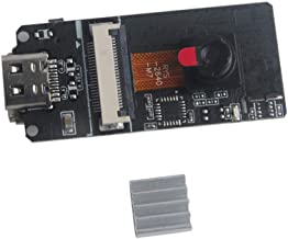 Stemedu M5Stack ESP32CAM ESP32 Camera Module, OV2640 Camera, with Type C Port 3D WiFi Antenna, with MPU6050 BME280 Pad, Mini Camera Board for Arduino, Raspberry Pi IOT