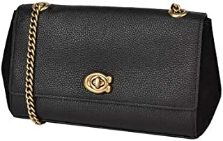 Coach Womens Crossbody Clutch Clutches, Black (B4/Black) - 79822