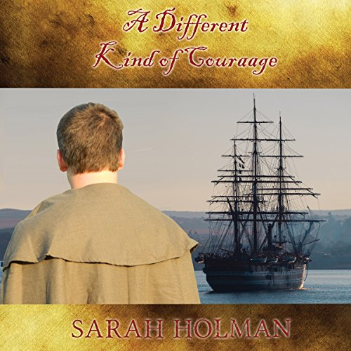 A Different Kind of Courage audiobook cover art