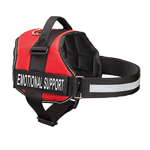 Emotional Support Dog Vest Harness With Reflective...