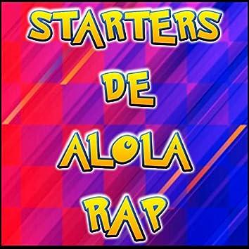 Rap de Los Starters de Alola