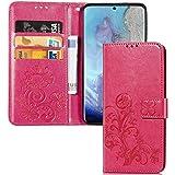 IMEIKONST Huawei Honor 9X Lite Wallet Case, Elegant