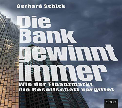 Die Bank gewinnt immer Titelbild