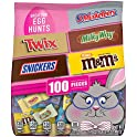 100-Piece M&M'S Mars Chocolate Variety Easter Candy, 31.77oz