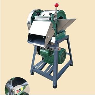 SISHUINIANHUA 300-500kg / h électrique Alimentation légumes Machine de découpe Cutter Slicer Chou Chilli Pomme de Terre Oi...