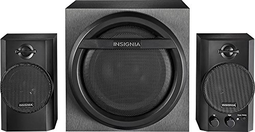 Insignia 2.1 Bluetooth Speaker with Subwoofer (NS-PSB4521)