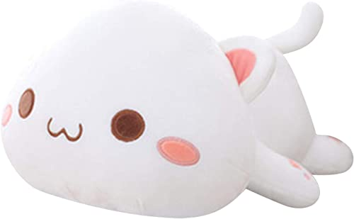 2021 Fat Cat Plush Pillow, Super Soft Pillow Stuffed Animal Toy, Gifts for new arrival Kids Boys Girls, Plush lowest Cat Cuddle Kitty Plush Toys Cushion Pillow for Holiday Valentines' Day, 25Inch (B) online sale