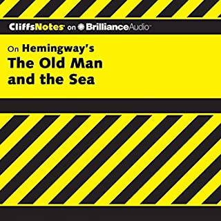 『The Old Man and the Sea: CliffsNotes』のカバーアート