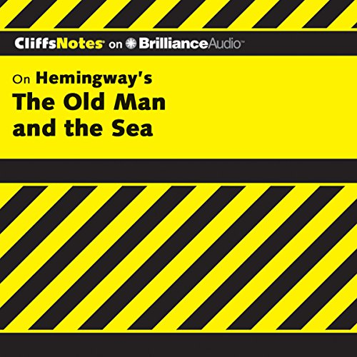 Page de couverture de The Old Man and the Sea: CliffsNotes
