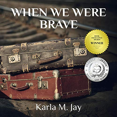 When We Were Brave  By  cover art