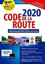 Code de la route 2020 d'Activ Permis