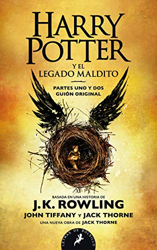 Harry Potter y el legado maldito (Harry Potter 8): Partes uno y dos