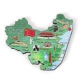 China Decowood Jumbo Wood Fridge Magnet