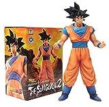 "Banpresto Dragon Ball Z Master Stars Piece 48931 10"" The Son Goku 2 Figure..."