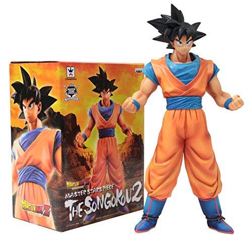 "Banpresto Dragon Ball Z Master Stars Piece 48931 10"" The Son Goku 2 Figure"