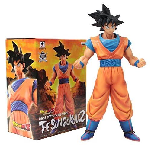 Banpresto - Statuina di Goku di Dragon Ball Z, da 25,4cm cod. 48931