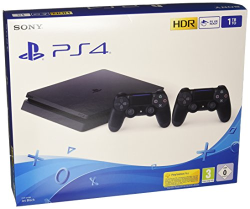 Console Videogames Sony Entertainment PS4 1TB + DS4 + Dimmi chi sei (voucher)
