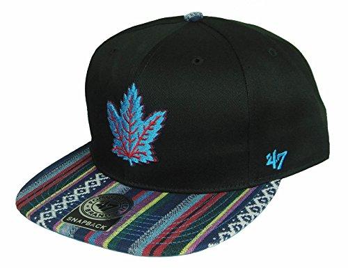 Toronto Maple Leafs NHL Snapback Cap The Dude '47 Brand (H-TDUDE18CTP-BKA)
