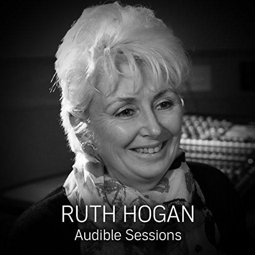 Ruth Hogan audiobook cover art