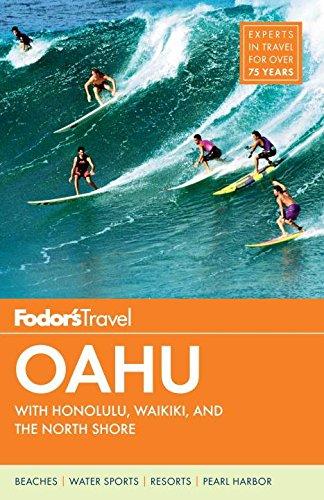 Preisvergleich Produktbild Fodor's Oahu: with Honolulu,  Waikiki & the North Shore (Full-color Travel Guide (6),  Band 5)
