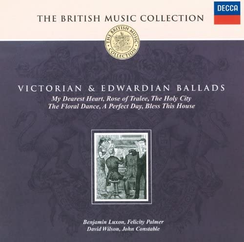 Benjamin Luxon, David Willison, Felicity Palmer & John Constable