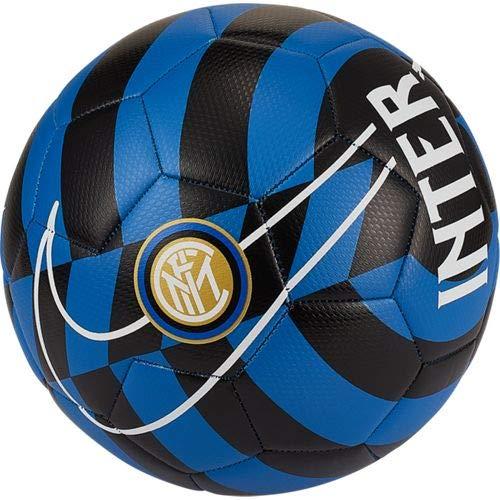 Nike Inter Milan Prestige, Pallone da Calcio Unisex Adulto, Blue Spark/Black/White, 5