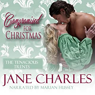 Compromised for Christmas audiobook cover art