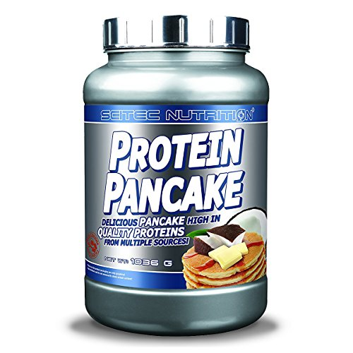 Scitec Nutrition Protein Pancake, Cioccolato Bianco...