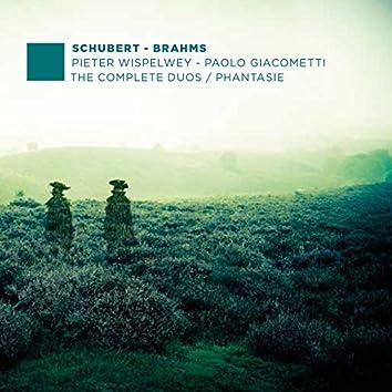 F. Schubert, J. Brahms: The Complete Duos - Phantasie