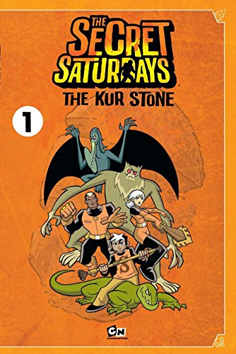 The Secret Saturdays 1: The Kur Stone