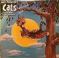Gary Patterson's Cats ゲーリーパターソン 猫 イ カレンダー 2021年 アメリカ版