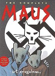 The Complete Maus (Maus #1-2) by Art Spiegelman