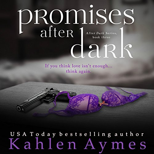 Promises After Dark (After Dark Series, #3)                   By:                                                                                                                                 Kahlen Aymes                               Narrated by:                                                                                                                                 Jessie Briar,                                                                                        Zachary Webber,                                                                                        Punch Audio                      Length: 12 hrs and 18 mins     99 ratings     Overall 4.6