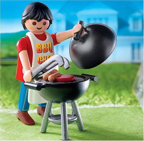 PLAYMOBIL® 4649 - Special Papa mit Grill