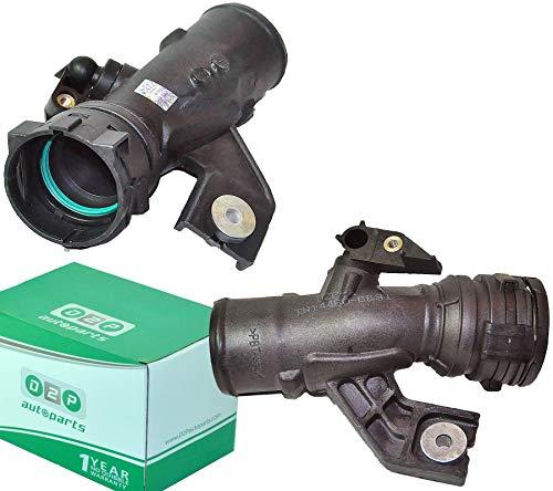 Per Qashqai 1.5 dCi aspirazione aria Turbo tubo flessibile 14460BB30 A 14460BB31 A