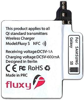 Fluxport Fluxy Samsung Galaxy S5 Için Kablosuz Şarj Aparatı, Mat