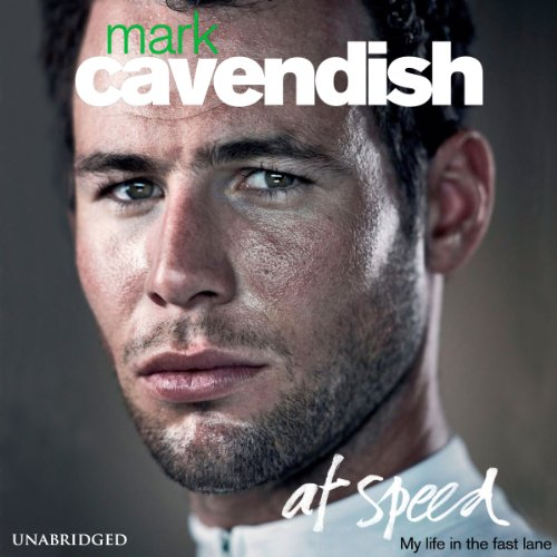 At Speed audiobook cover art