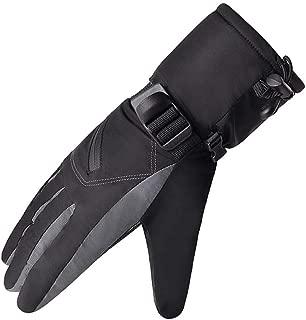 Muranba Unisex Winter Thermal Outdoor Sports Non-Slip Waterproof Windproof Glove
