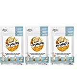 FRESHPAPER, Food Saver Sheets for Bread, Keep Baked Goods Fresh, Perfect for Bagels, Muffins, Fresh Bread, Cookie Storage, Healthy Meal Prep, BPA Free, Made in USA - 3 (8 Sheet) Packs