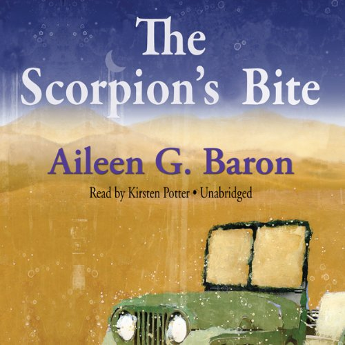 The Scorpion's Bite audiobook cover art