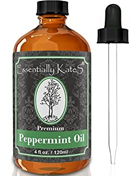 Peppermint Essential Oil: photo