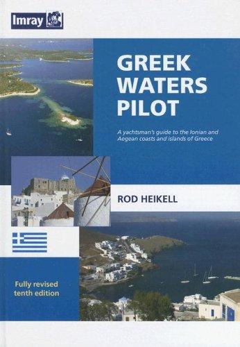 Greek Waters Pilot: A Yachtsman