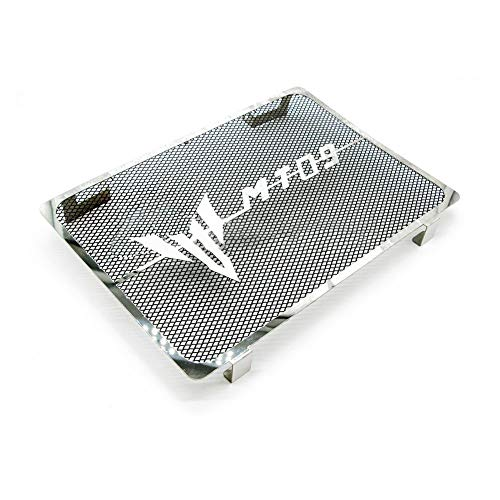 MeterMall - Rejilla Protectora para radiador de Motocicleta para Yamaha MT-09 MT09 14-17