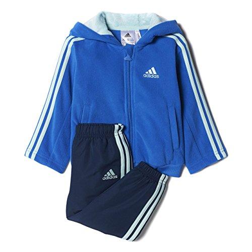 adidas, Winter Fun Jogger, trainingspak voor kinderen, kleur blauw