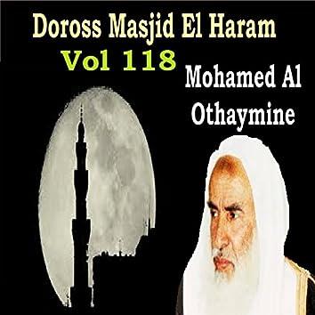 Doross Masjid El Haram Vol 118 (Quran)