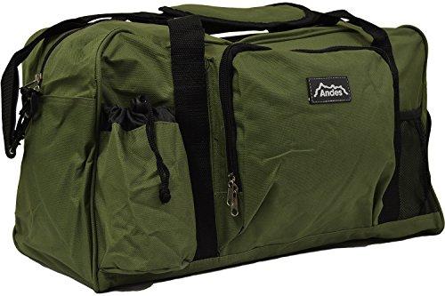 Andes - Sporttasche/Reisetasche - Olivgrün - 40 Liter