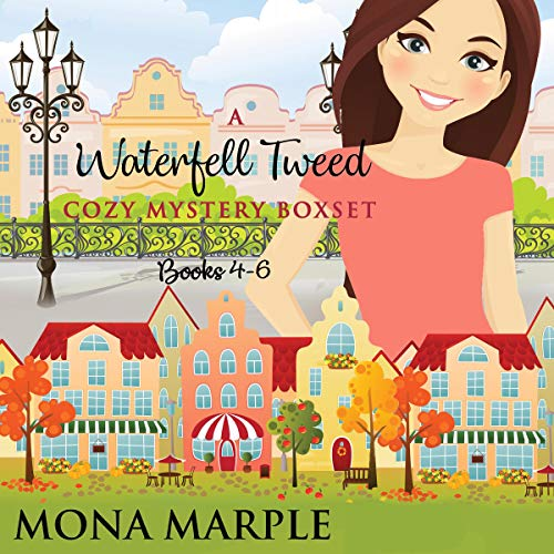 Waterfell Tweed Cozy Mystery Series: Box Set 2: (Books 4-6) audiobook cover art