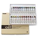 Shinhan Professional Oil Paints 20ml 12, 24, 36 Colors or 50ml 12colors (20ml, 24 Colors)